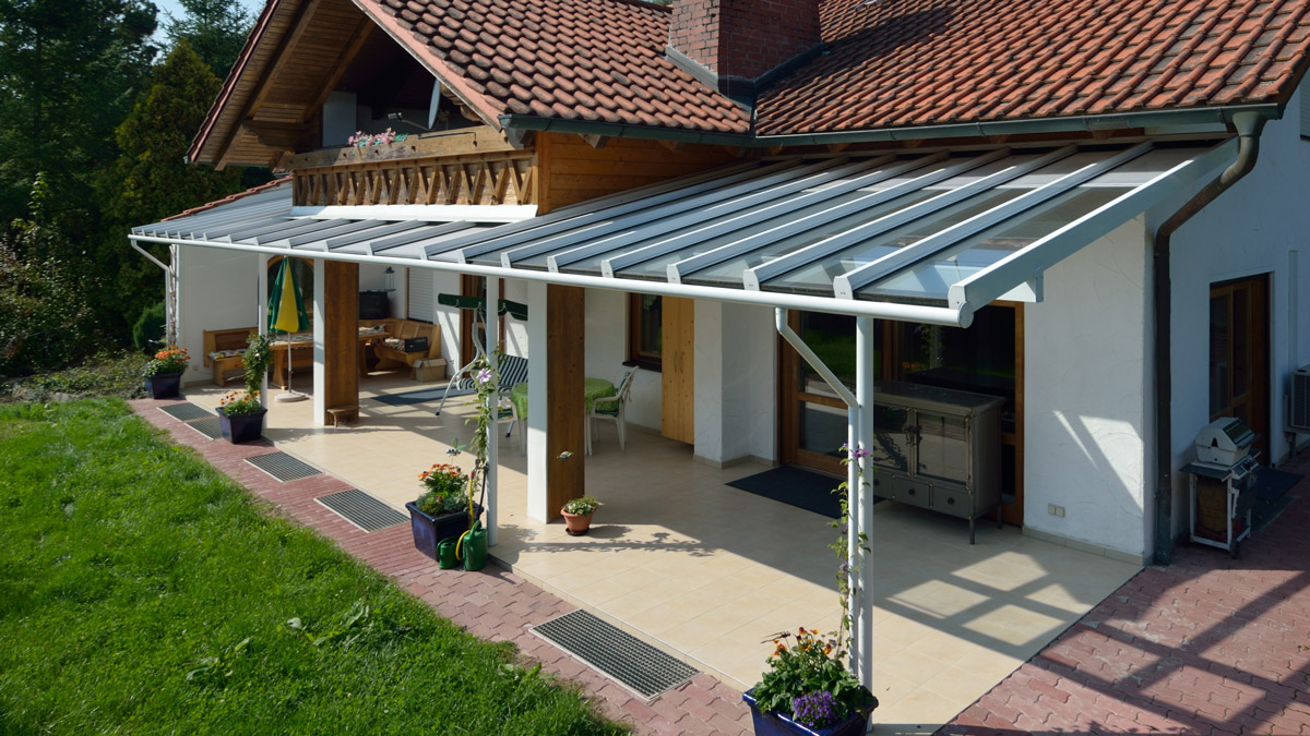 Ts Aluminium terrassendach wintergarten gode kunststoff elementebau gmbh bad