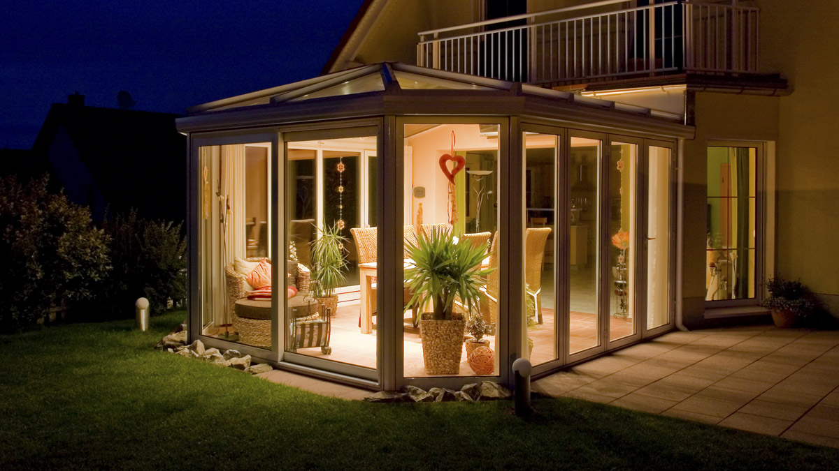 terrassendach wintergarten gode kunststoff elementebau. Black Bedroom Furniture Sets. Home Design Ideas